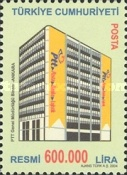 [Official Stamps - Buildings, Typ BV]