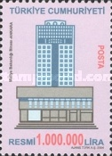 [Official Stamps - Buildings, Typ BW]