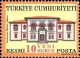 [Official Stamps - Buildings, Typ BZ]