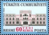 [Official Stamps - Buildings, Typ CC]