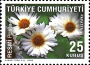 [Official Stamps - Flowers, Typ DC]
