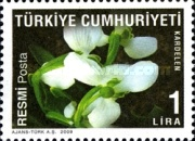 [Official Stamps - Flowers, Typ DF]