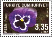 [Official Stamps - Flowers, Typ DG]