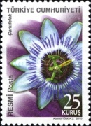[Official Stamps - Flowers, Typ DM]