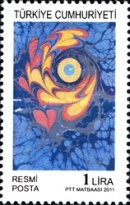 [Official Stamps - Flowers, Typ DZ]