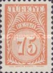 [Numeral Stamps, Typ E8]