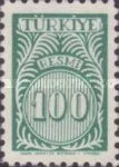 [Numeral Stamps, Typ E9]
