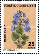[Official Stamps - Flowers, Typ EC]