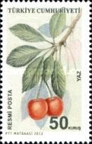 [Official Stamps - Trees, Typ EJ]