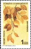 [Official Stamps - Trees, Typ EK]