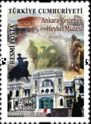 [Official Stamps - Museums, Typ FC]