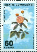 [Official Stamps - Roses, Typ FS]