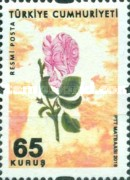 [Official Stamps - Roses, Typ FT]