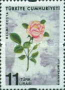 [Official Stamps - Roses, Typ FW]