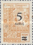 [Official Stamps Surcharged, Typ L1]