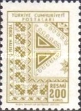 [Official Stamps - New Design, Typ P]