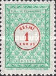 [Official Stamps - New Design, Typ T]