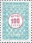 [Official Stamps - New Design, Typ T3]