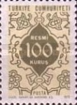 [Official Stamps - New Design, Typ W1]