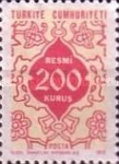 [Official Stamps - New Design, Typ W2]