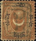 [Postage Due Stamps, Typ F]