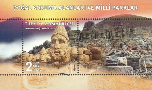 [National Parks - Mount Nemrut National Park, Adıyaman, type ]