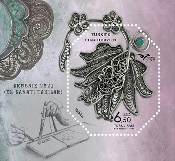 [EUROMED Issue - Traditional Mediterranean Jewelry, type ]