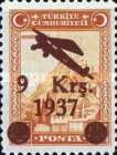 [Airmail Stamps, Typ AEB9]