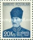 [The 25th Anniversary of the Battle of Dumlupinar, Typ AIR]