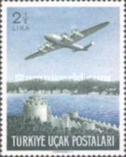 [Airmail Stamps, Typ AJM]
