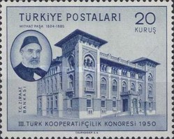[The 3rd Co-operative Congress, Istanbul, type AKB]