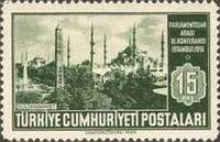 [The 40th Interparliamentary Conference, Istanbul, type AKF]