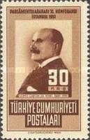 [The 40th Interparliamentary Conference, Istanbul, type AKH]