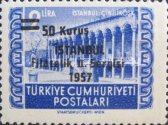 [The 2nd Philatelic Exhibition, Istanbul, Typ ALA1]