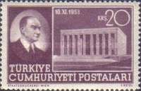 [Transfer of Ashes of Kemal Ataturk to Mausoleum, Typ AMN1]