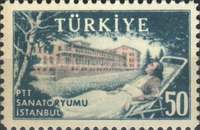 [Turkish Post Office Health Service, type AOU]