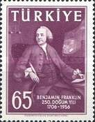 [The 250th Anniversary of the Birth of Benjamin Franklin, Typ AQA]