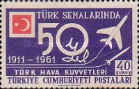 [The 50th Anniversary of the Turkish Air Force, Typ AWR]
