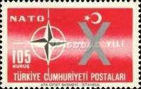 [The 10th Anniversary of the Turkish Admission to NATO, Typ AXI]
