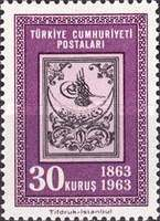 [The 100th Anniversary of the Stamp, Typ AXZ]
