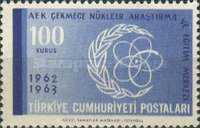 [The 1st Anniversary of the Opening of Turkish Nuclear Research Centre, Typ AYN]