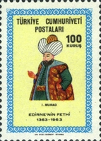 [The 600th Anniversary of the Conquest of Edirne, Typ AYS]