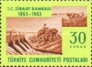 [The 100th Anniversary of the Turkish Agricultural Bank, Typ AYX]