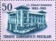 [The 100th Anniversary of the Turkish Agricultural Bank, Typ AYY]