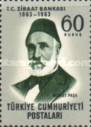 [The 100th Anniversary of the Turkish Agricultural Bank, Typ AYZ]