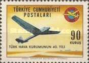[The 40th Anniversary of the Turkish Civil Aviation League, Typ BAY]
