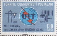 [The 100th Anniversary of the I.T.U., Typ BBL1]
