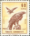 [Airmail - Birds of prey, Typ BFL]