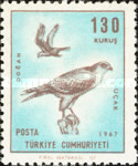 [Airmail - Birds of prey, Typ BFM]