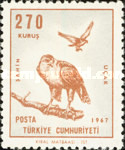 [Airmail - Birds of prey, Typ BFO]